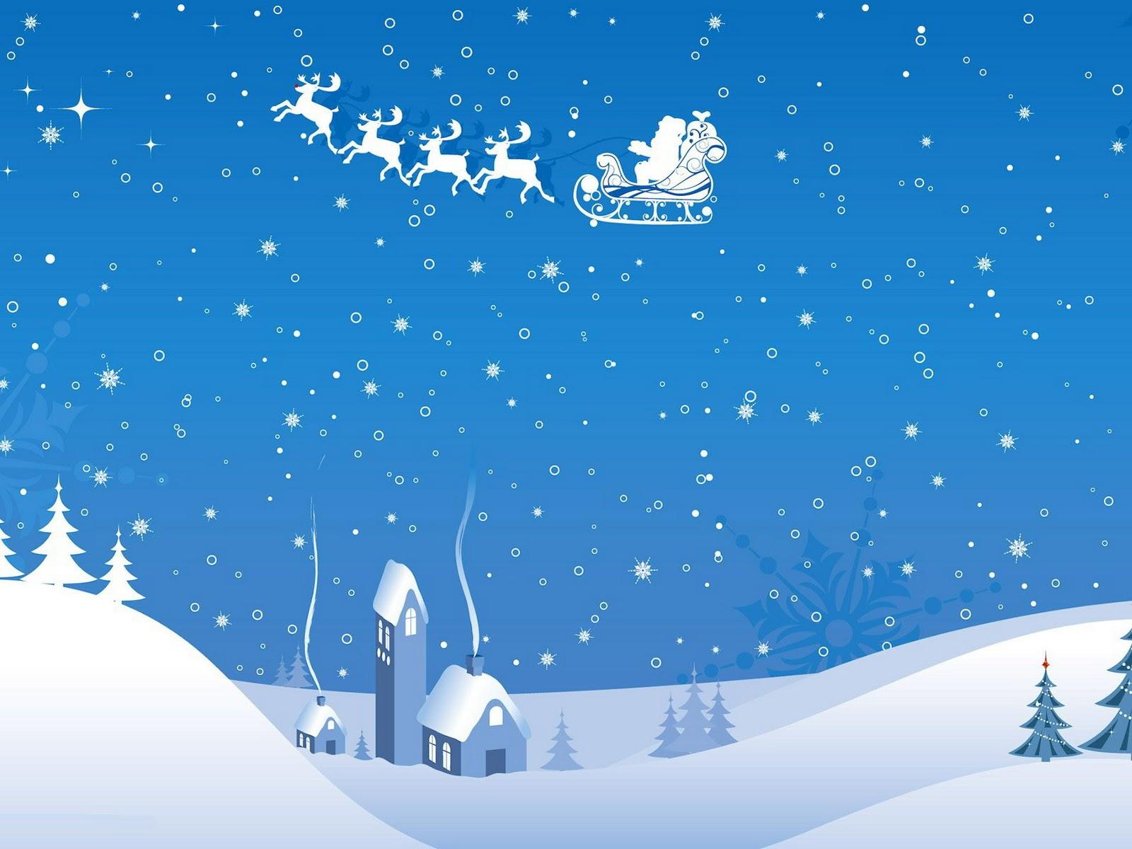 Best Top Desktop Santa Wallpapers Hd Santa Wallpaper Picture Image Photo