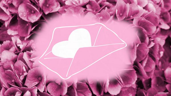 love-wallpaper-with-valentines-day-card-and-flowers