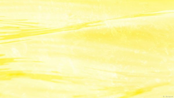 Yellow abstract water wallpaper