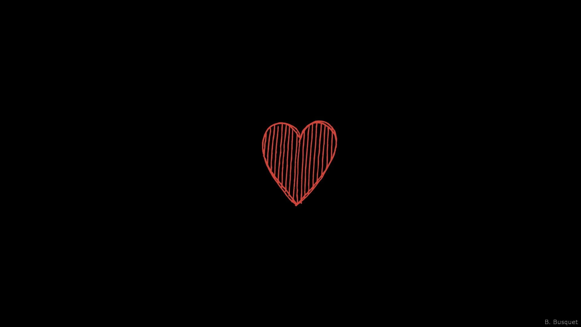 Black Red Love Wallpaper : Black Wallpapers - Barbaras HD Wallpapers