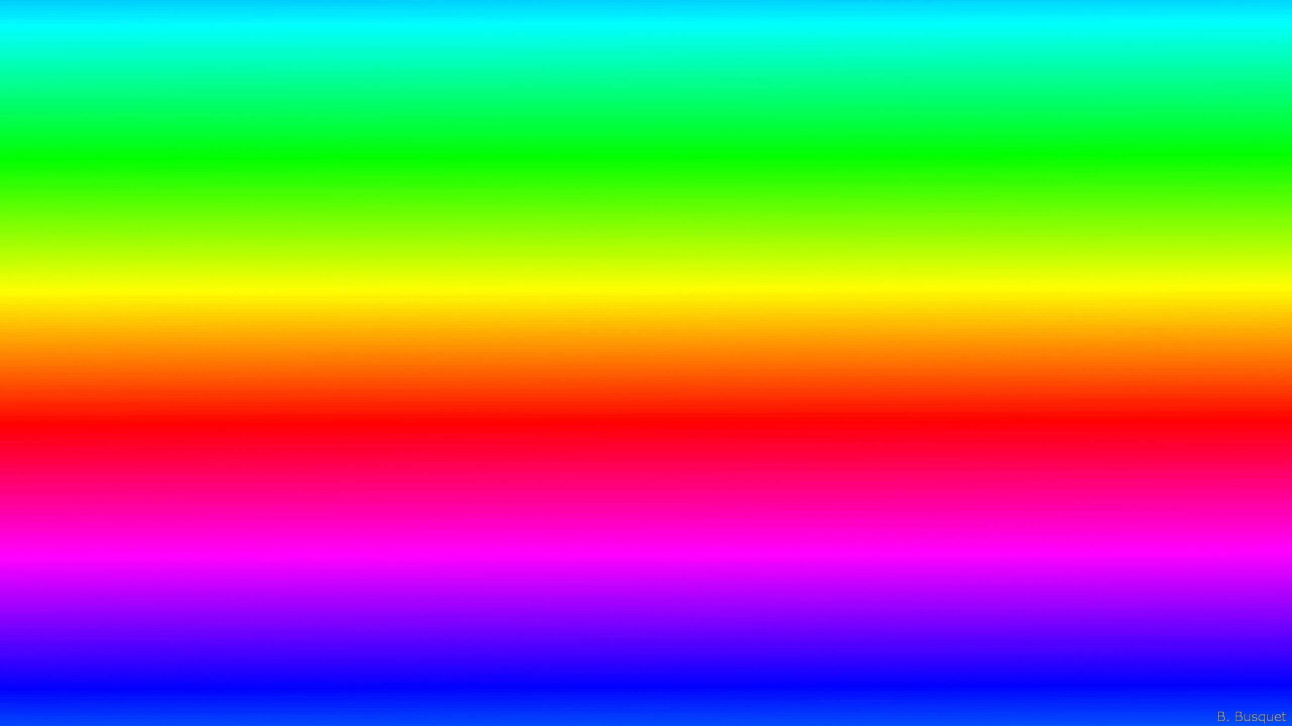 HD wallpaper with all colors of the rainbow 1