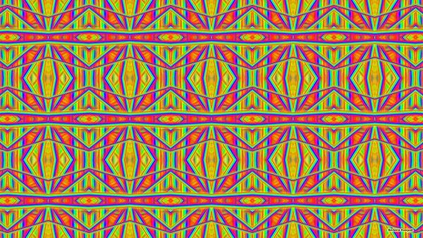 rainbow pattern wallpaper