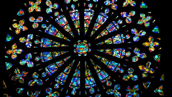 HD wallpaper church windows with stained glass