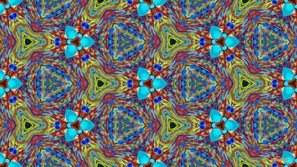 glass pattern wallpaper