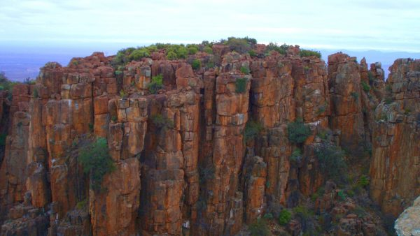 Rocks landscape in South Africa