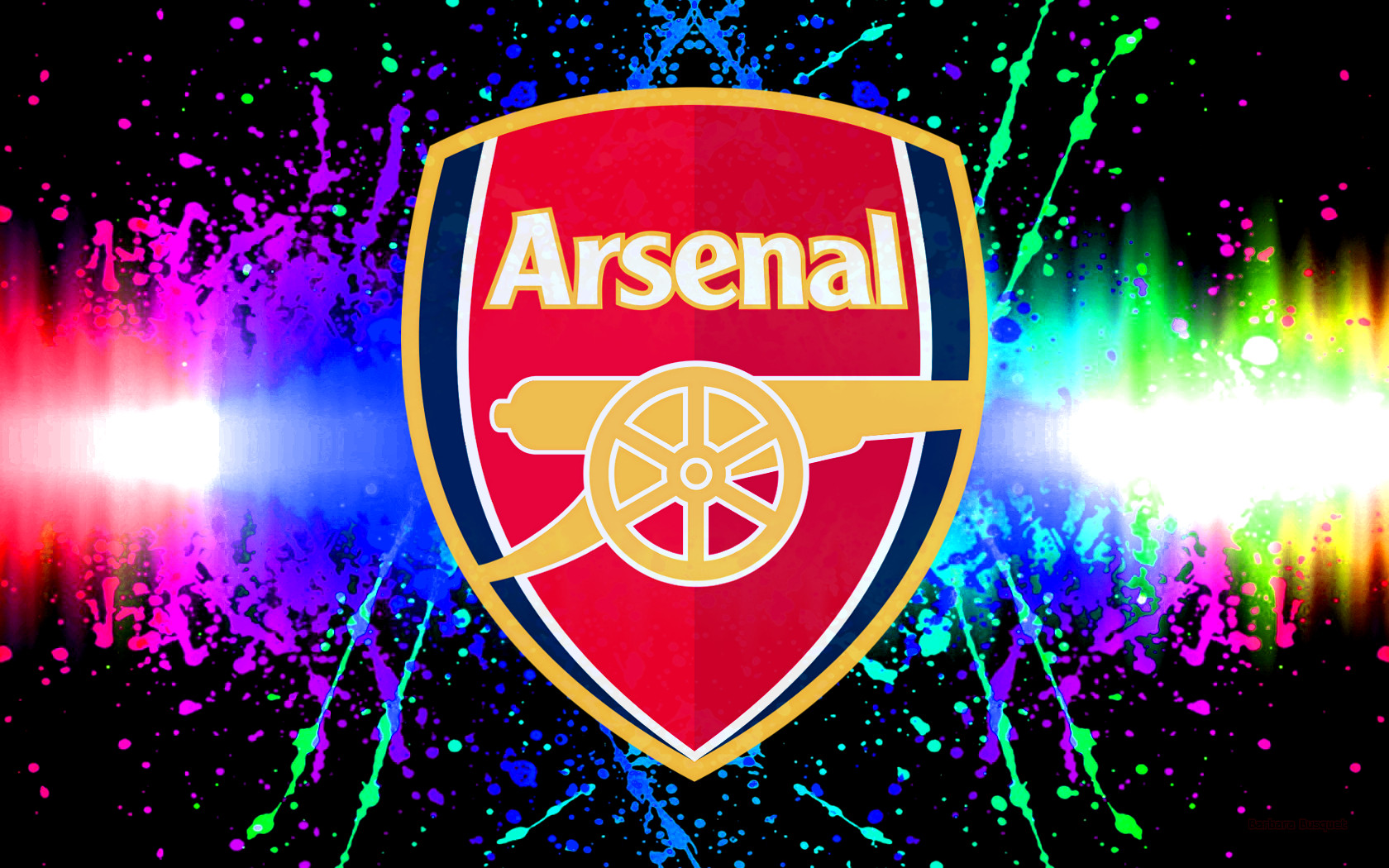 Arsenal FC Logo Wallpapers - Barbaras HD Wallpapers