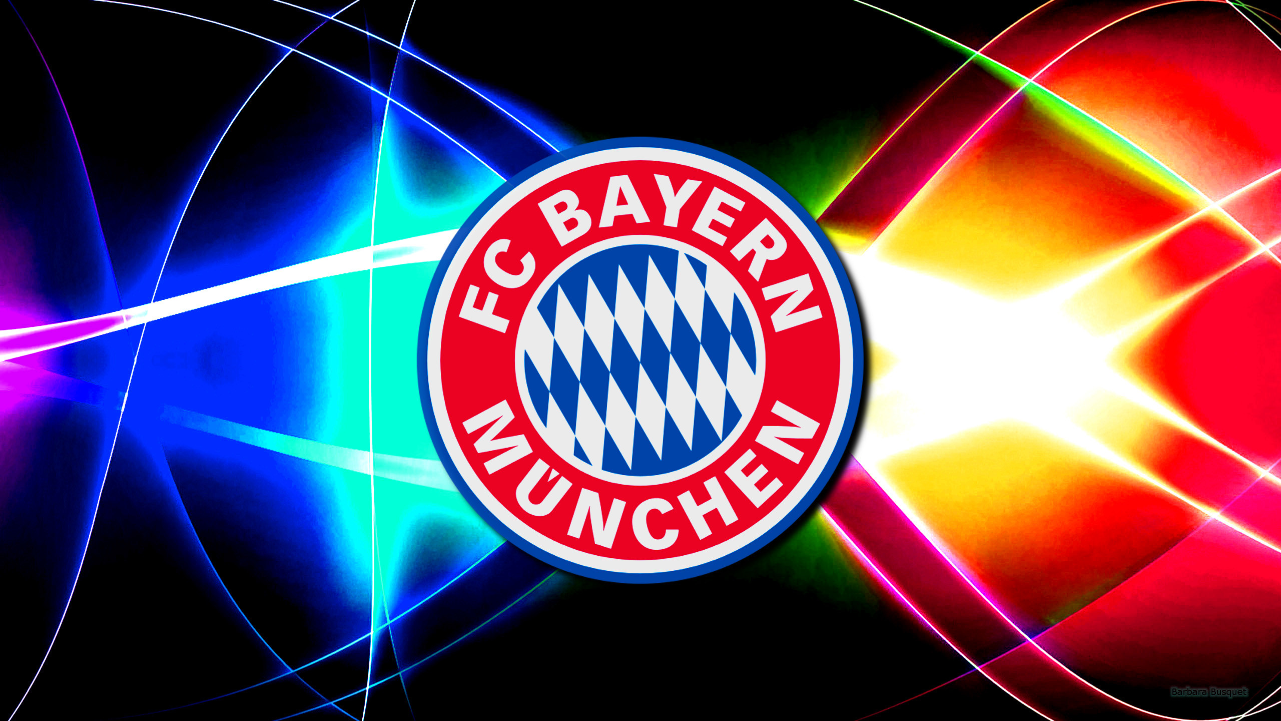 Fc bayern munchen wallpapers barbaras hd wallpapers colorful bayern munchen football club wallpaper voltagebd