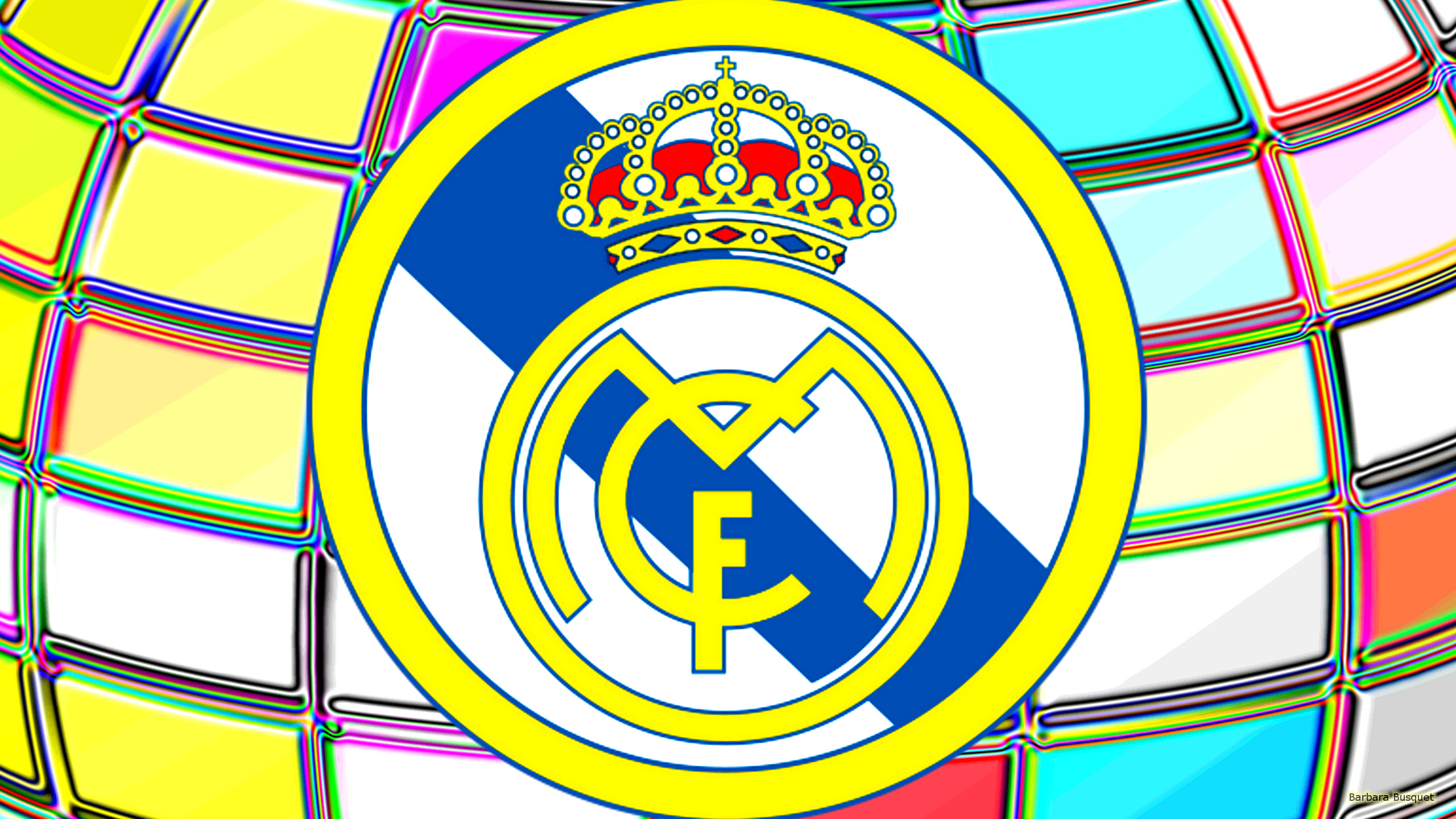 Real Madrid Logo Wallpapers - Barbaras HD Wallpapers