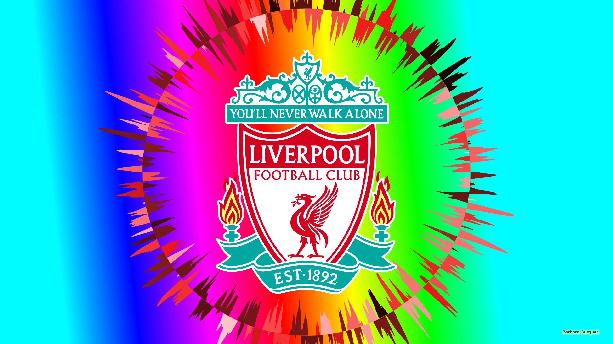 2560x1440px Liverpool FC Wallpapers