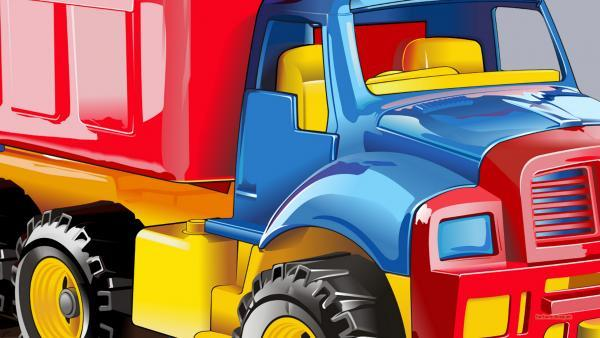 Closeup truck wallpaper