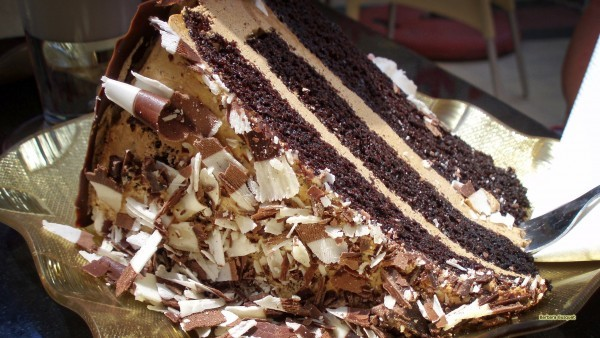 HD wallpaper chocolate cake
