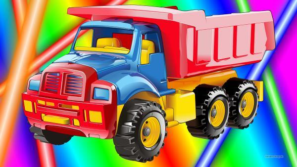 colorful truck wallpaper