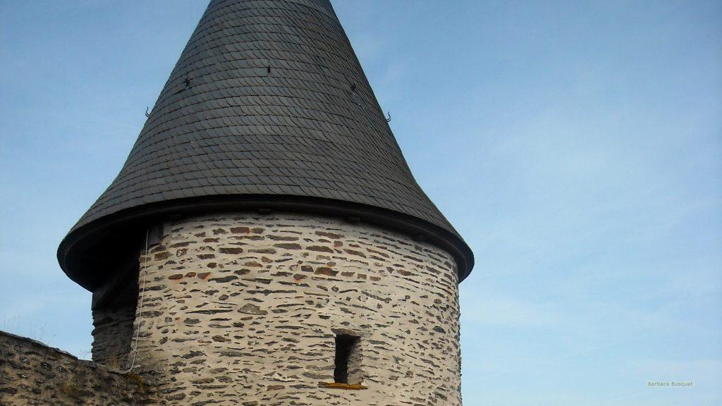 HD wallpaper castle tower