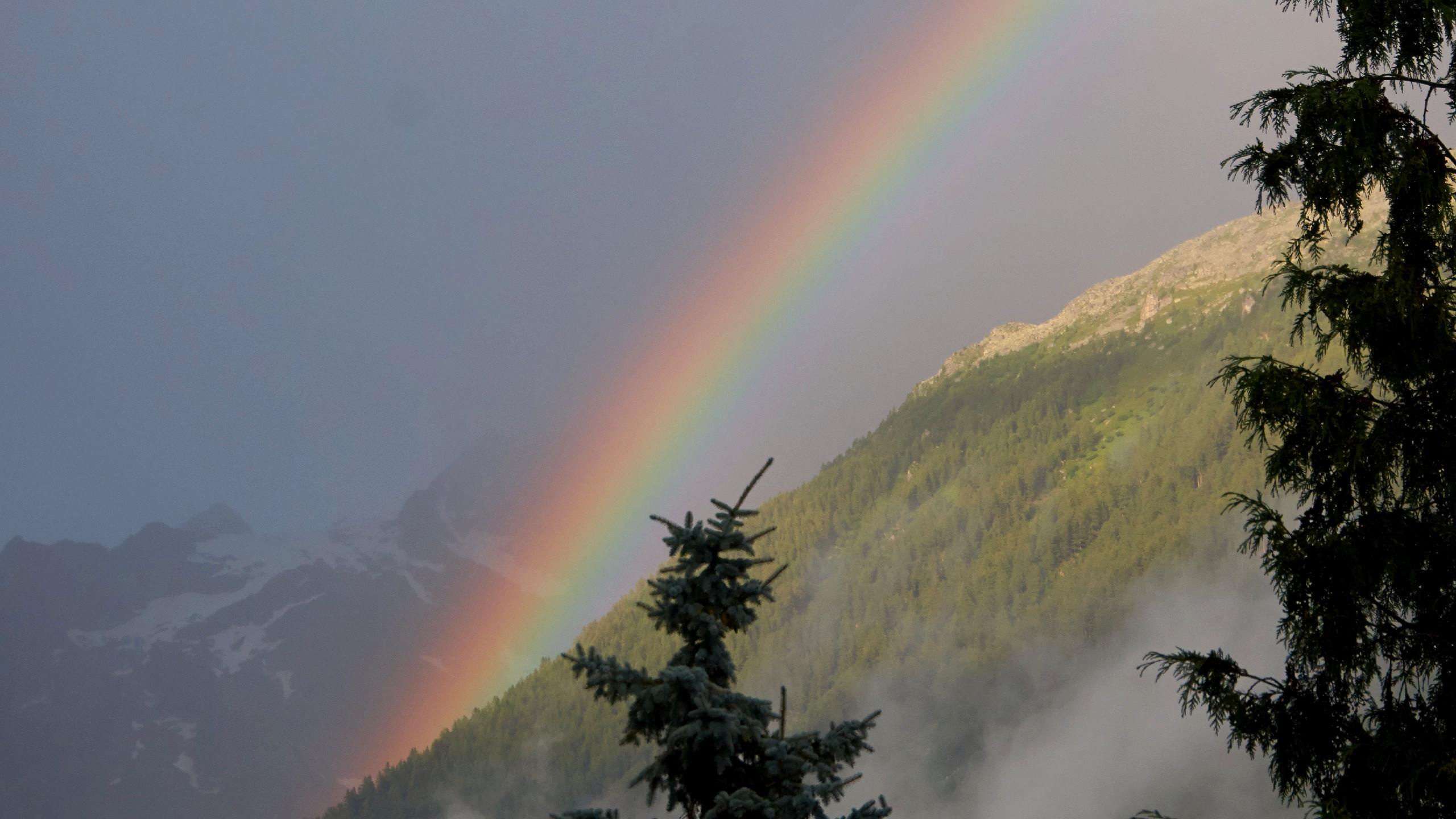 rainbows | barbaras hd wallpapers