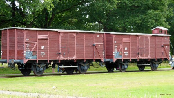 HD wallpaper with train in Westerbork transit camp