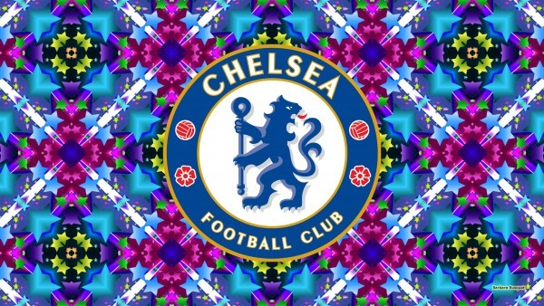 Colorful Chelsea wallpaper