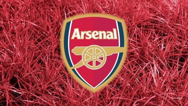 Red arsenal grass wallpaper