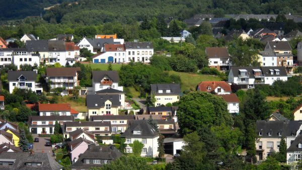 Village in West Germany