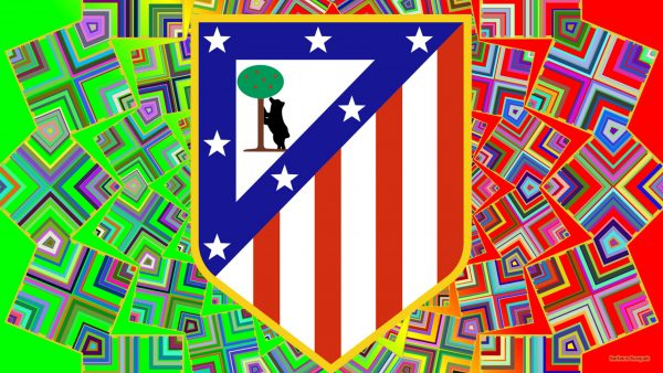 Atletico Madrid football club wallpaper