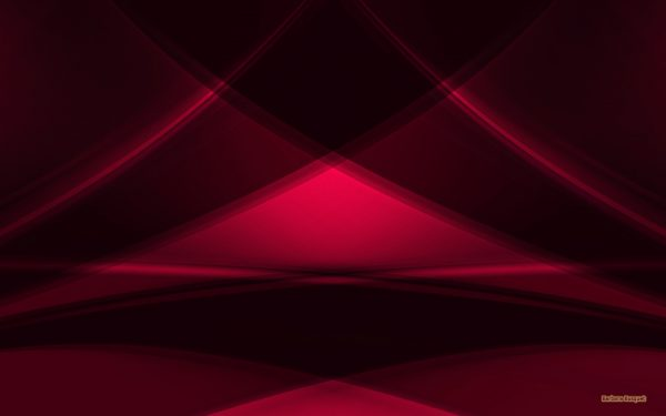 Red curves wallpaper