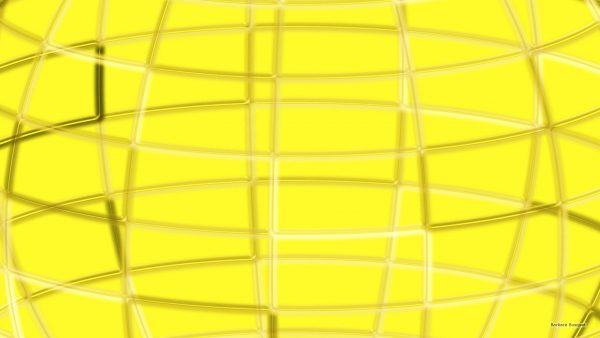 Yellow wallpaper with lines