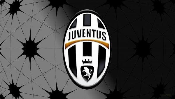 Dark Juventus football club wallpaper