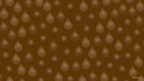 HD wallpaper with water drops.