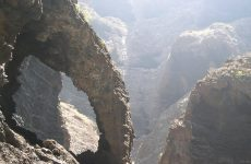 Masca Gorge on Tenerife