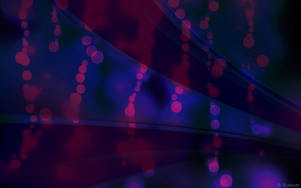 Abstract dark blue and pink wallpaper