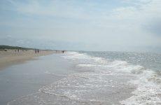 Beach and North Sea