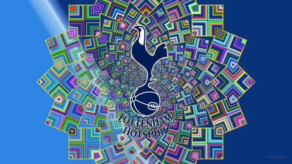 Blue Tottenham Hotspur wallpaper
