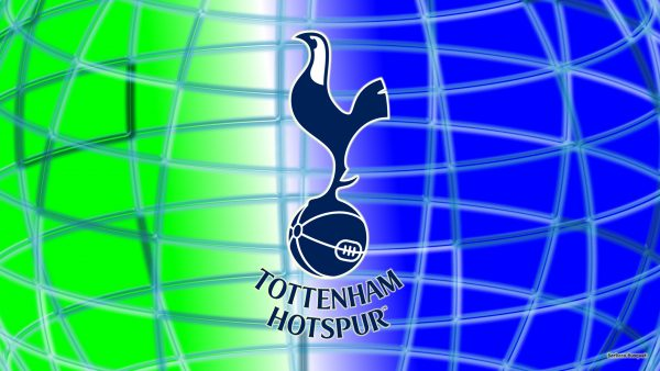 Blue green Tottenham Hotspur wallpaper