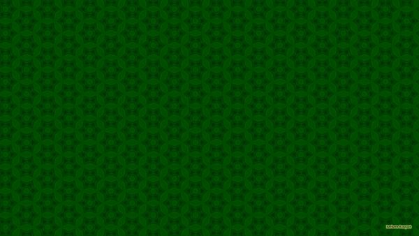 Dark green pattern wallpaper
