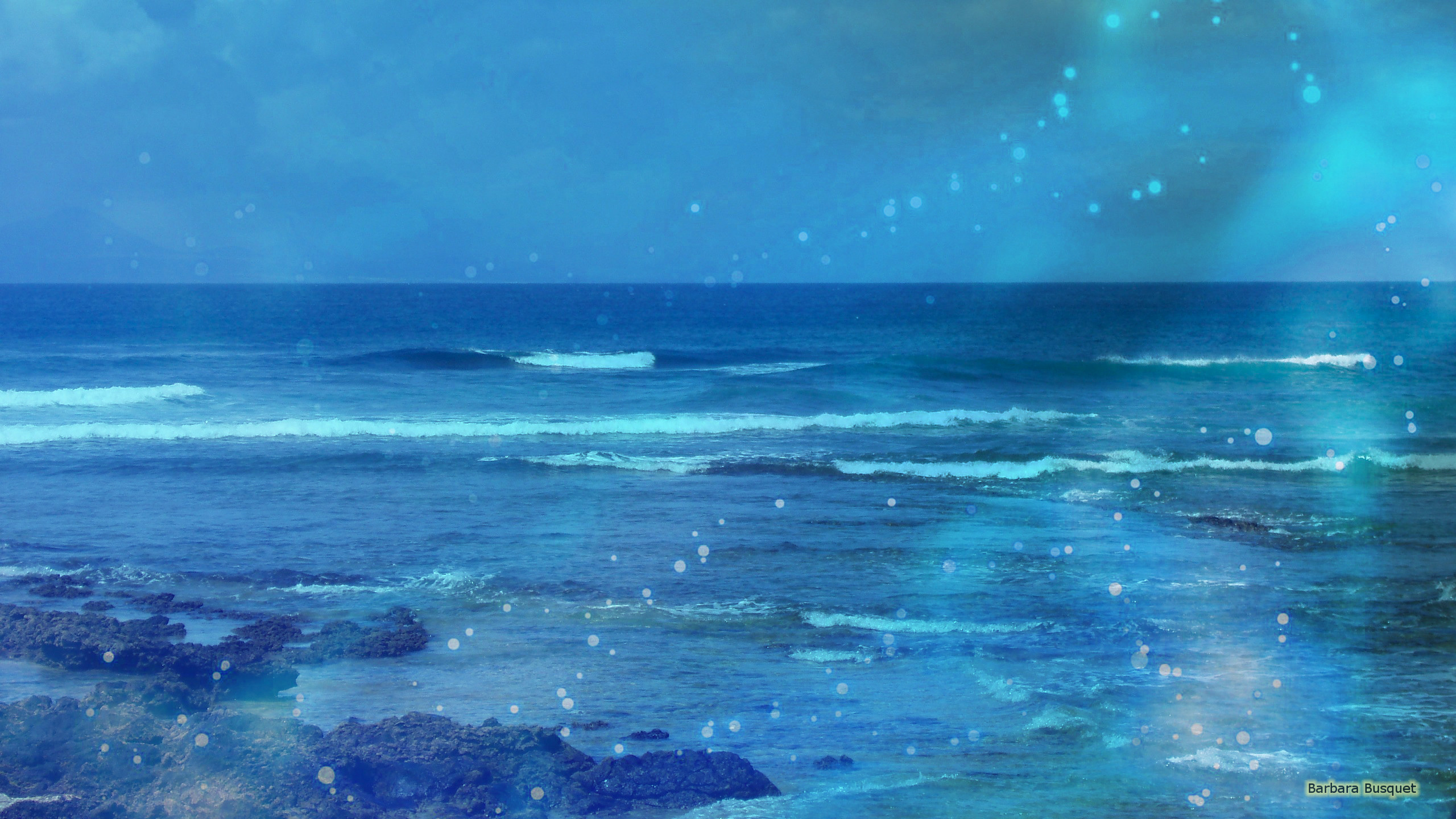 Ocean waves high quality resolution wallpapers black rectangle leg
