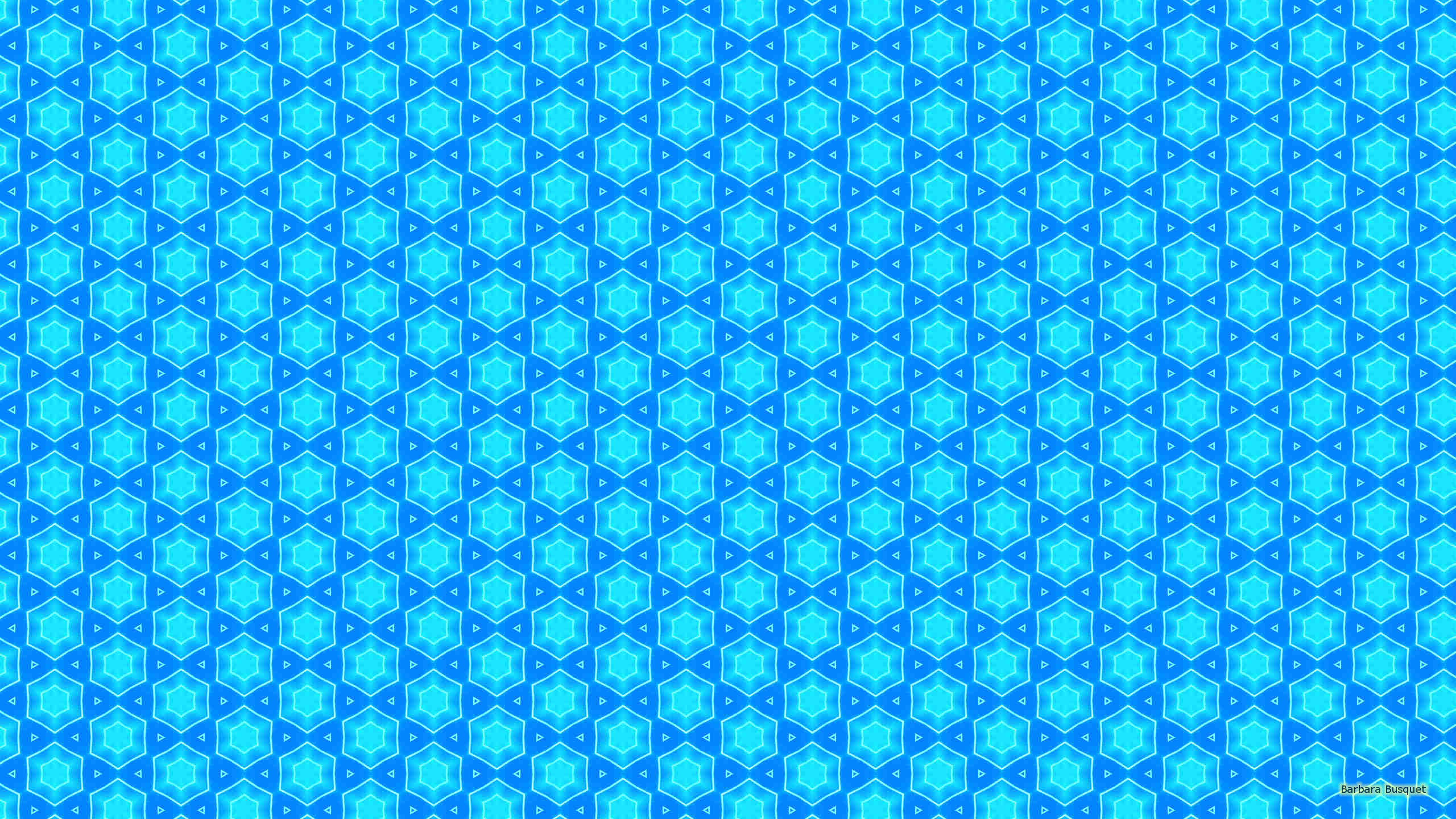 Light Blue Pattern Wallpaper