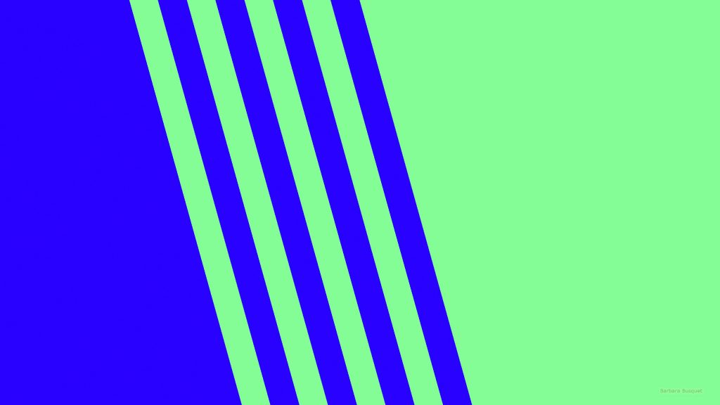 Simple wallpaper blue and green lines