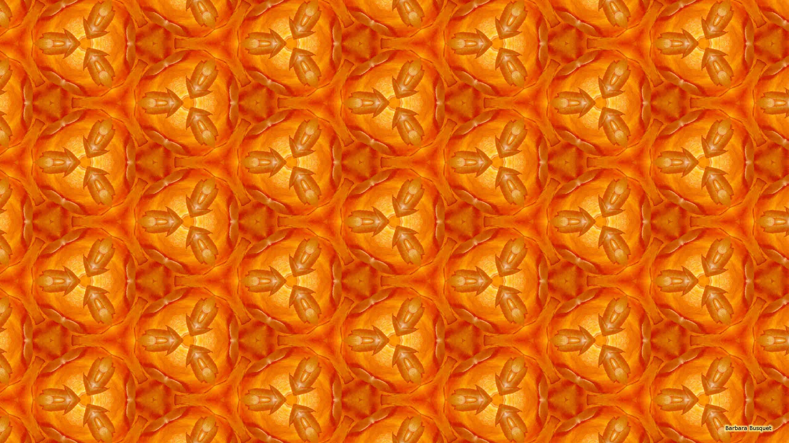 Orange Color Barbaras Hd Wallpapers