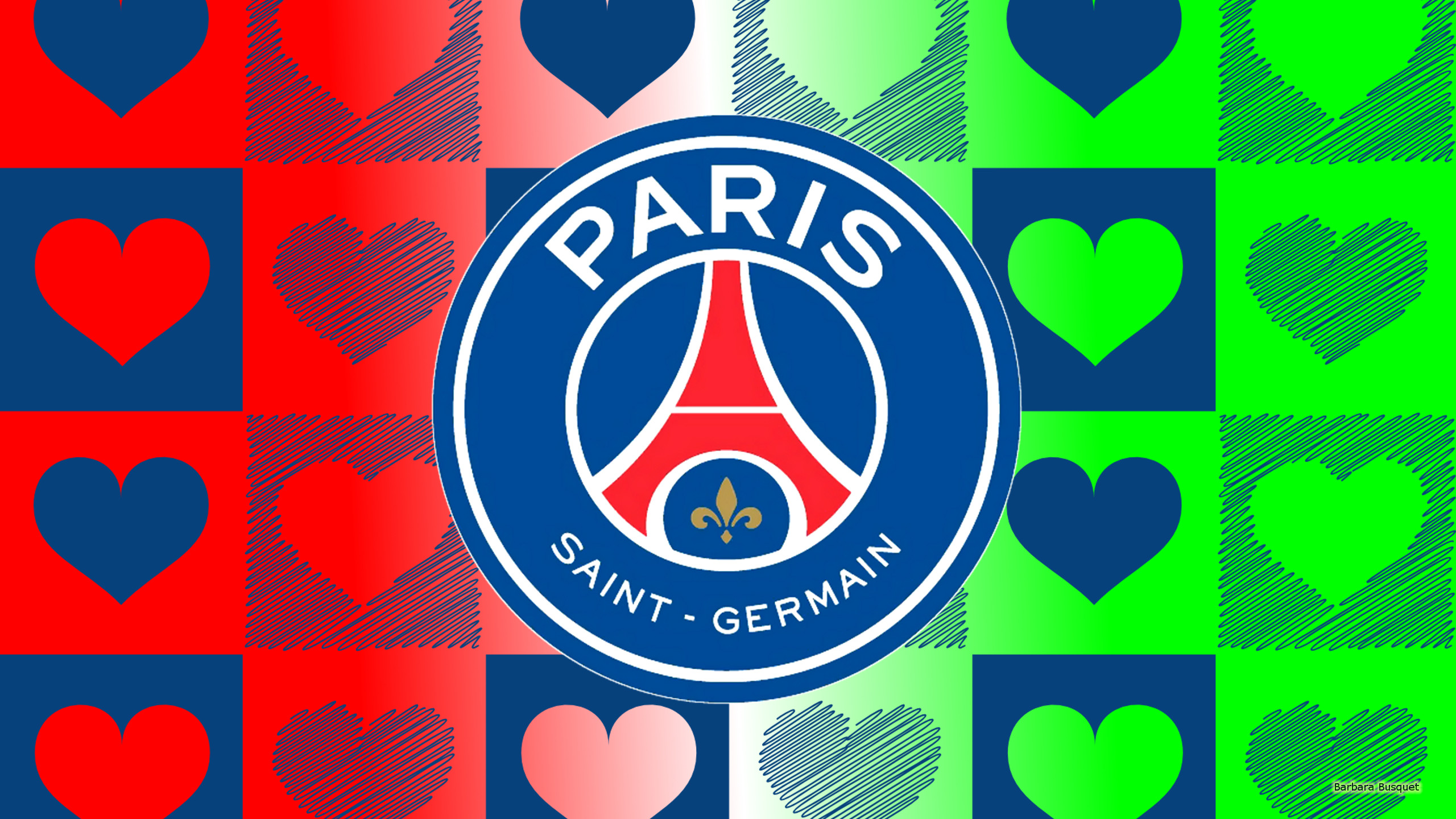 Paris Saint Germain Psg Barbaras Hd Wallpapers