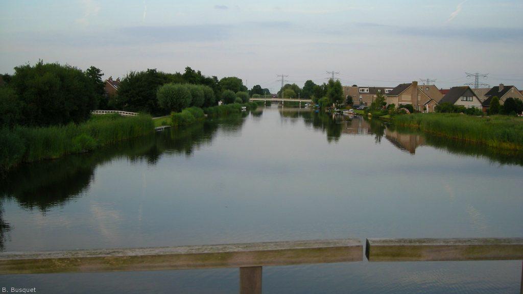 HD wallpaper view from bridge