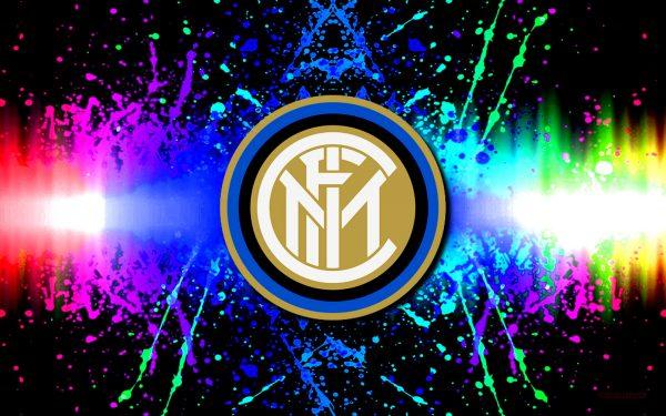 Colorful Football club Internazionale wallpaper.