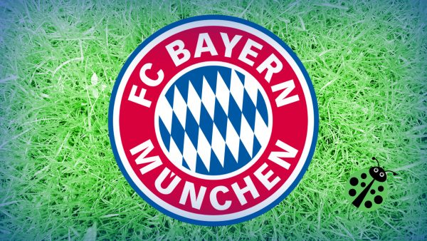 Green FC Bayern Munchen wallpaper