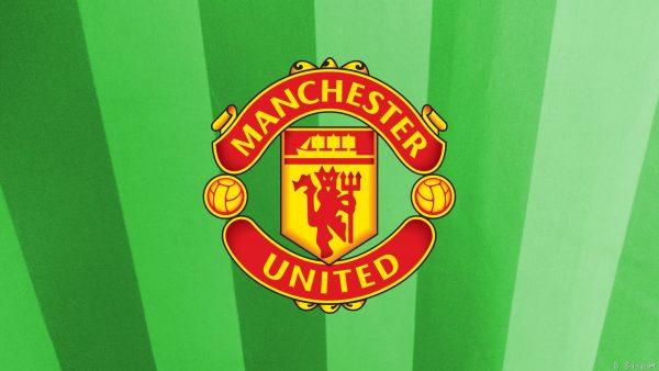 Green Manchester United wallpaper