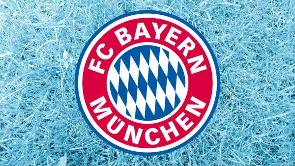 Light blue FC Bayern Munchen wallpaper