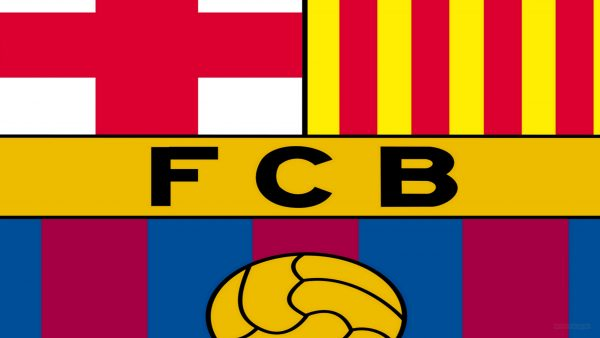 Logo of Spanish Fútbol Club Barcelona