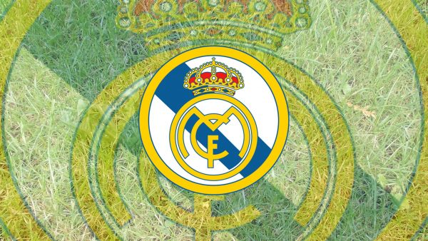 Real Madrid grass wallpaper
