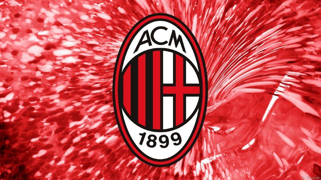 Red AC Milan wallpaper