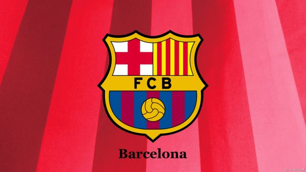 Red FC Barcelona wallpaper