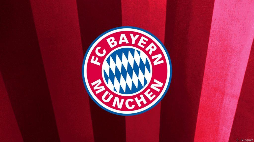 Red FC Bayern Munchen wallpaper