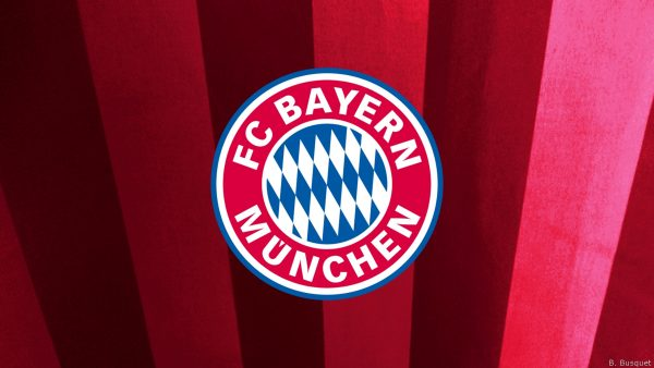 Red FC Bayern Munchen wallpaper