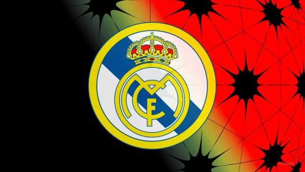 Red black Real Madrid wallpaper